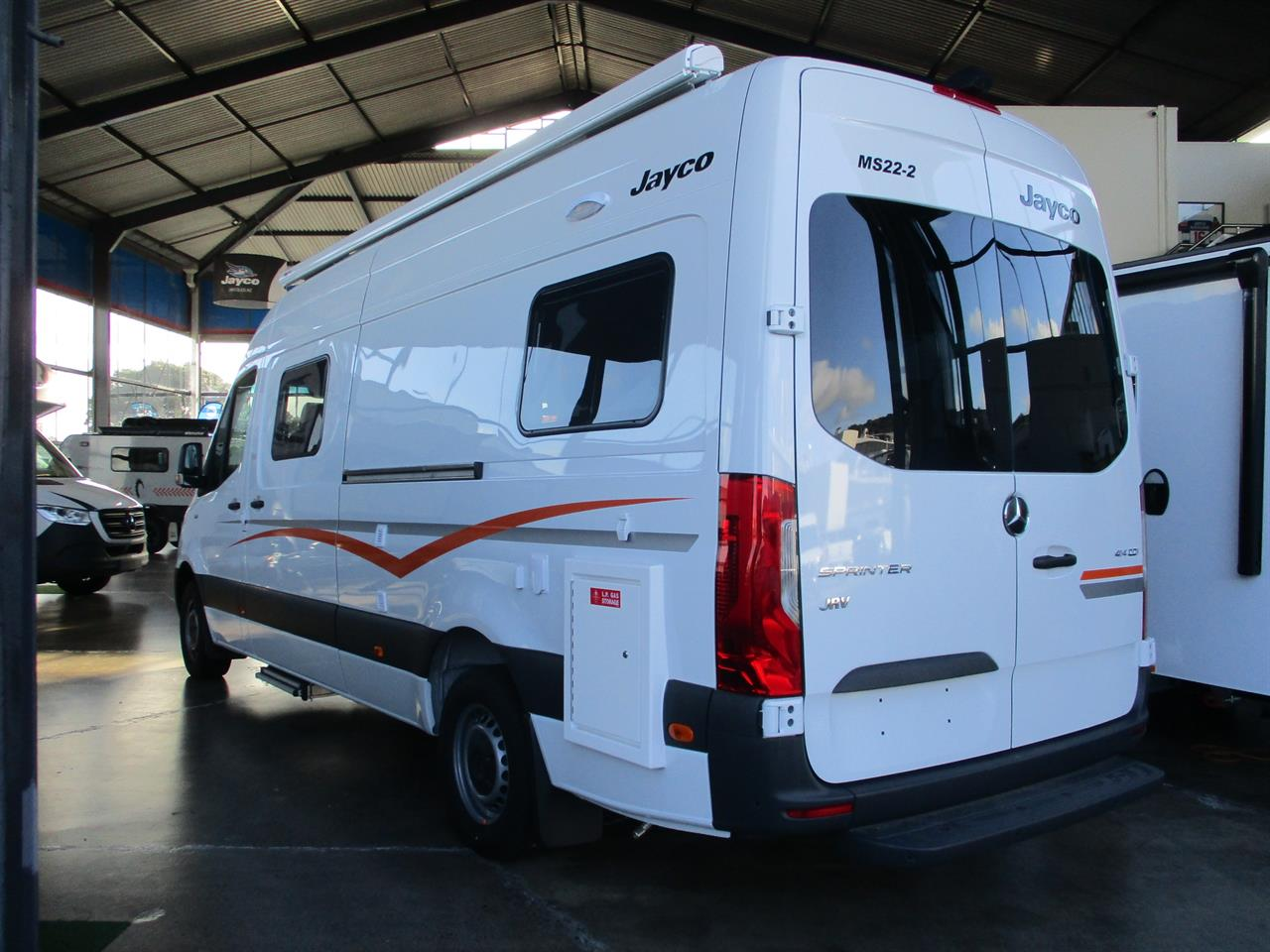 2021 Jayco Conquest